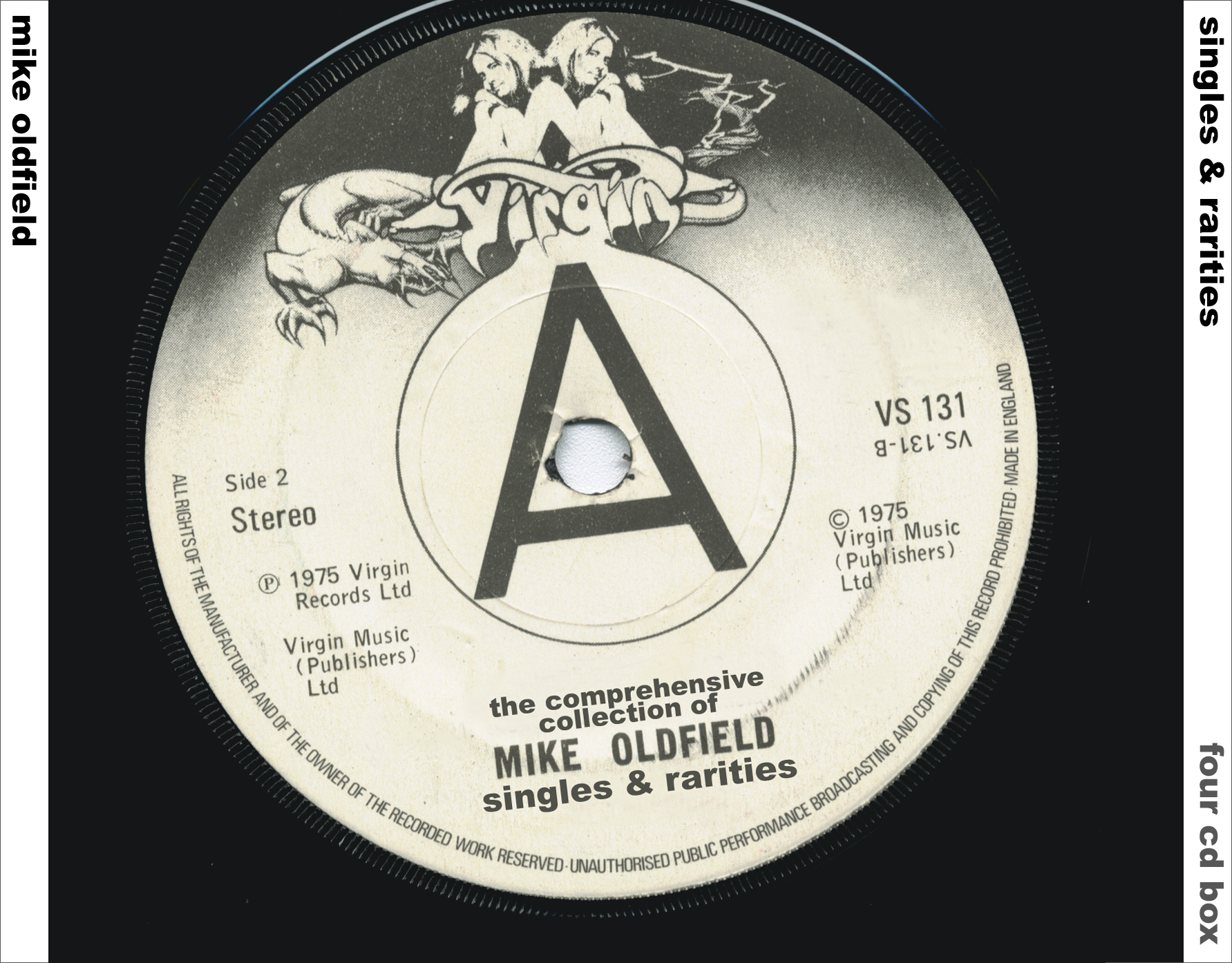 oldfield single personals Find a mike oldfield - the singles first pressing or reissue complete your mike oldfield collection shop vinyl and cds.